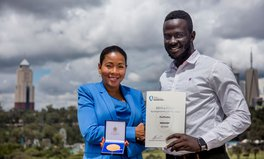 Article: Ugandan Man Invents 1-Minute Malaria Test That Doesn't Require Blood