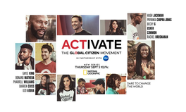 Article: Global Citizen's ACTIVATE Series Wins Environmental Media Award