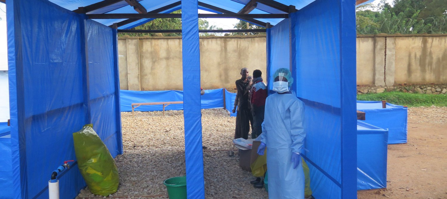 The Congo's Deadly Ebola Outbreak Has Crossed the Border for the First Time