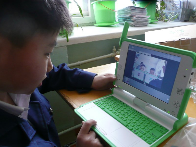 Thinking big: A laptop that will outlast childhood and