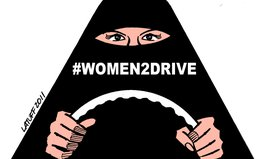 Article: 6 Euphoric Reactions to The Historic Women's Right to Drive in Saudi Arabia