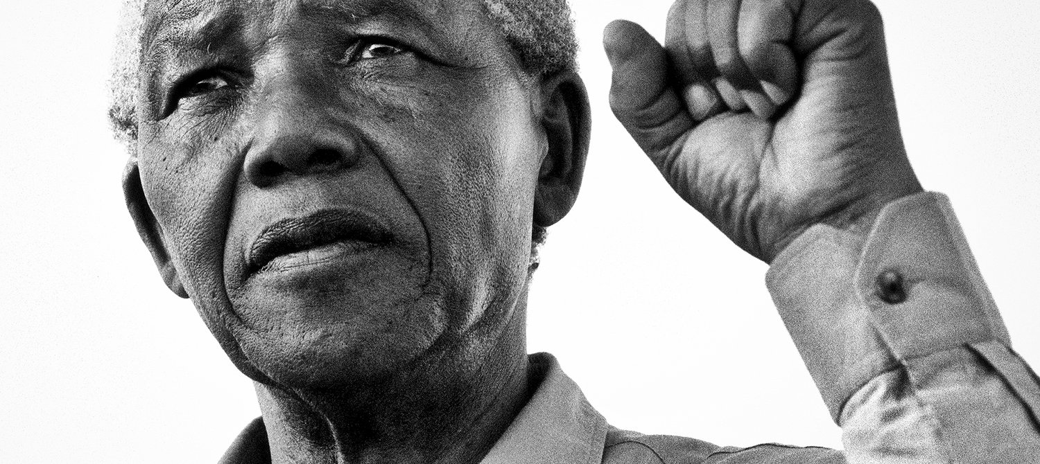 This Photographer Spent Years Documenting the Public and Private Life of Nelson Mandela