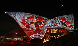 Article: The Sydney Opera House Just Lit Up In Celebration of Indigenous Culture
