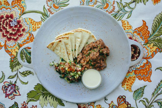 Eat Offbeat Refugee Cookbook Shawarma