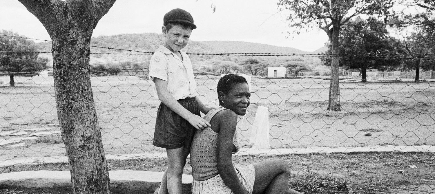 These Moving Photos Show Life in Apartheid-Era South Africa