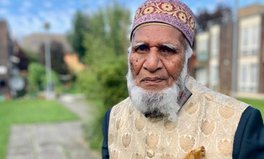 Artikel: 100-Year-Old Londoner Awarded OBE for Raising £420K to Fight COVID-19 During Ramadan