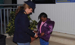 Article: In Stunning Twist of Fate, African Migrant Girl, 4,  Reunited With Mother 4,000 Miles Away