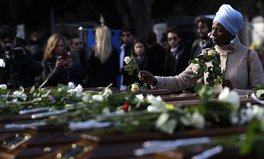 Article: Italy Laid to Rest the Bodies of 26 Nigerian Girls Found Dead at Sea