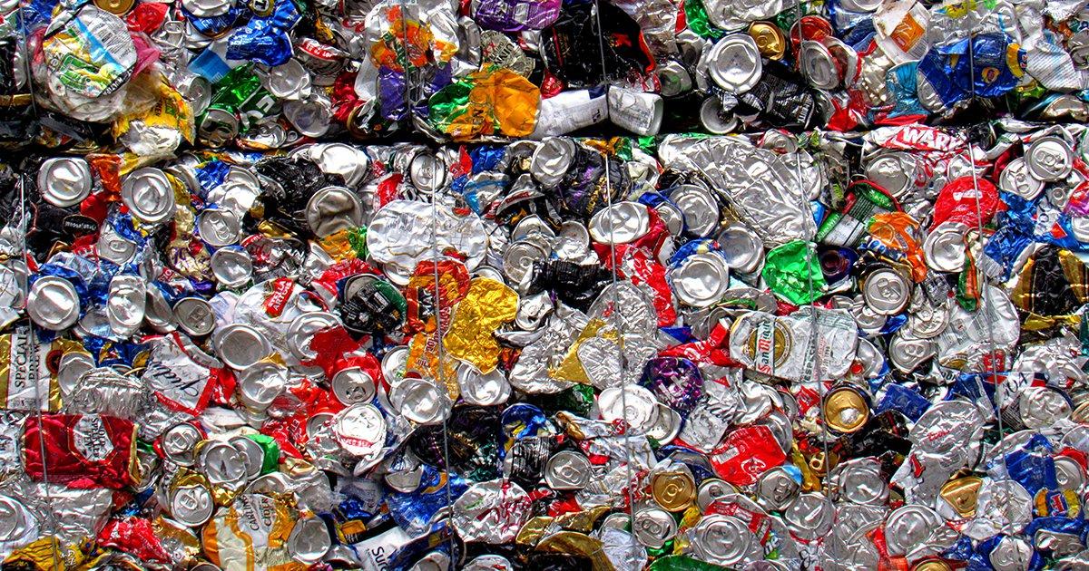 Aluminum Might Be the Best Plastic Alternative We Have