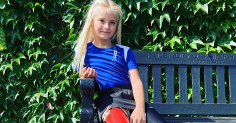 9-Year-Old British Double Amputee Will Be the First to Walk New York Fashion Week