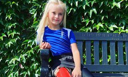 Article: 9-Year-Old British Double Amputee Will Be the First to Walk New York Fashion Week