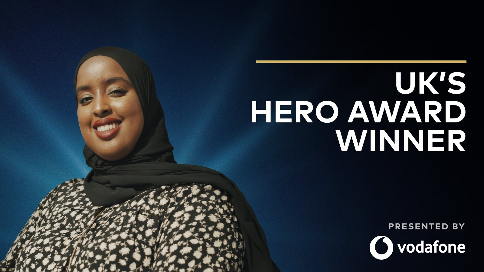 UK's Hero Award