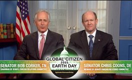 Video: Senators support food aid reform