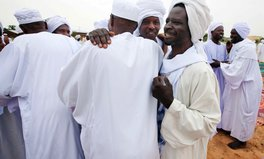 Artikel: The world celebrates Eid