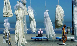 Article: Lebanese Women Hang Wedding Dresses from Nooses to Protest Cruel Rape Law