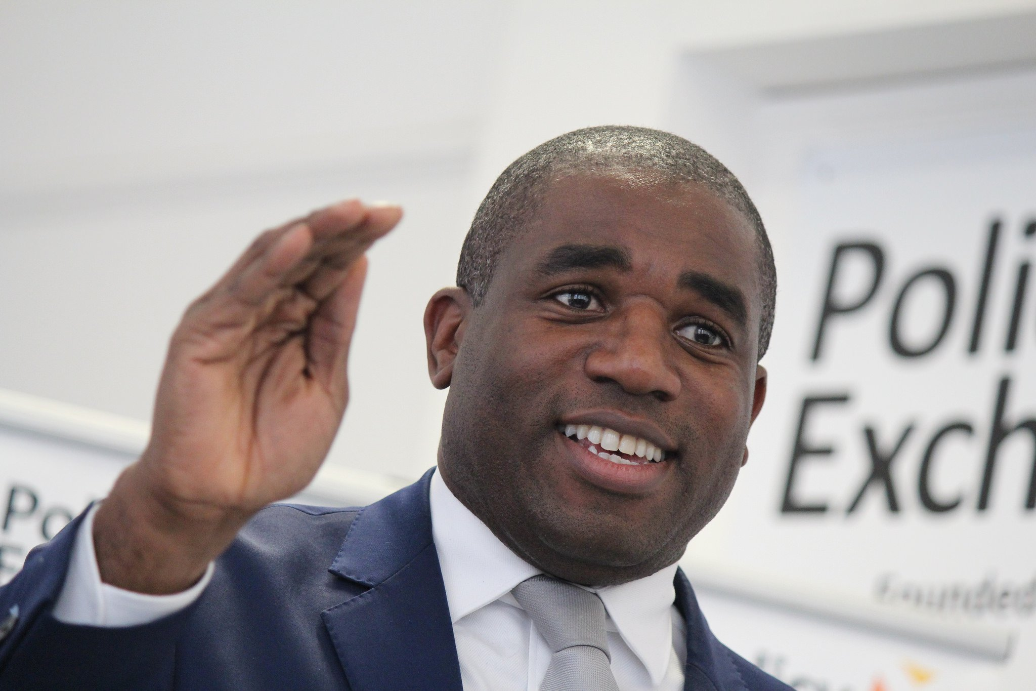 David Lammy MP_ Flickr