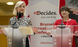 Article: $190M Raised at #SheDecides Conference to Challenge Trump's Global Gag Rule
