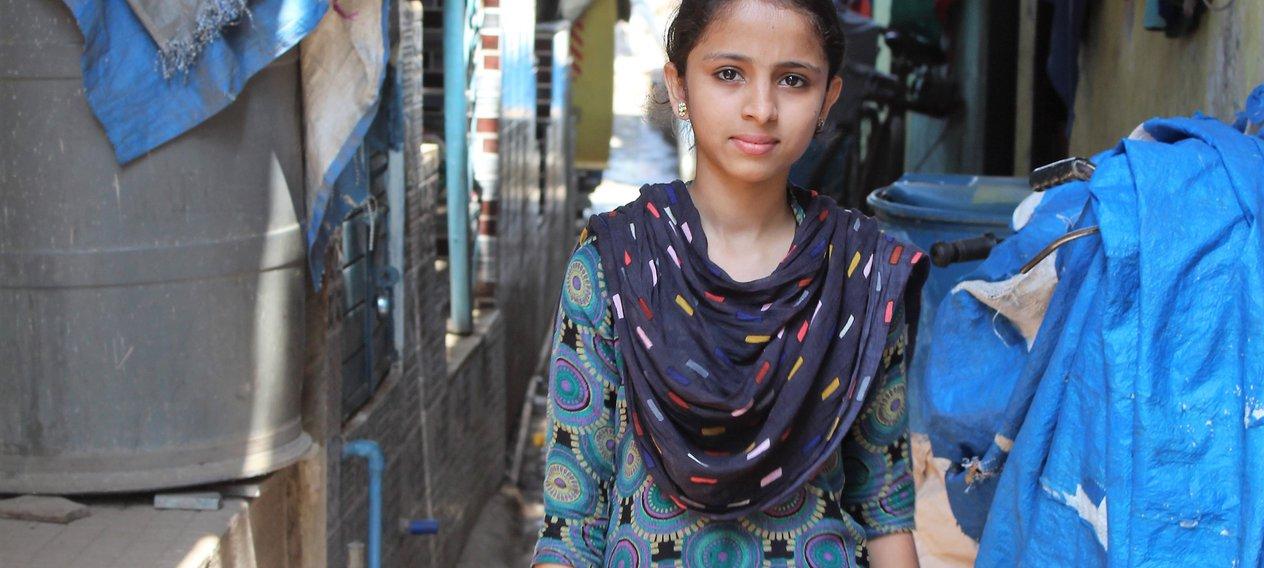 17 Year Old Saleha Is Shattering Menstrual Taboos In Mumbai