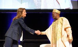 Artikel: Melinda Gates Just Posted the Perfect Response to Trump's Proposed Foreign Aid Cuts