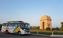 Article: This Solar Bus in New Delhi Is Changing How People See Renewables