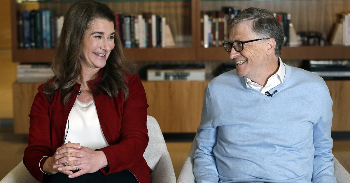 Bill And Melinda Gates Reveal The 9 Biggest Surprises They