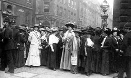 Article: 8 Things You Probably Didn't Know About Women's Suffrage