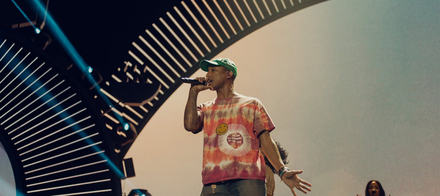 How Pharrell Williams Is Fighting for the Future and Making the World a Better Place