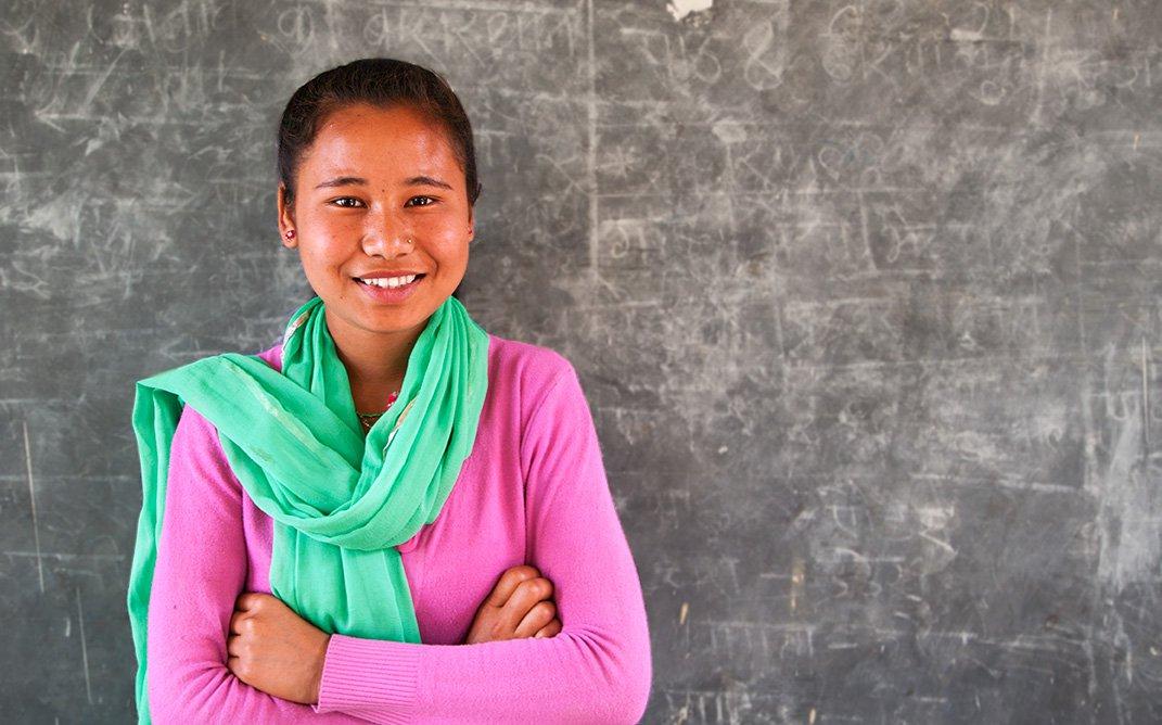 Frauen aus nepal heiraten