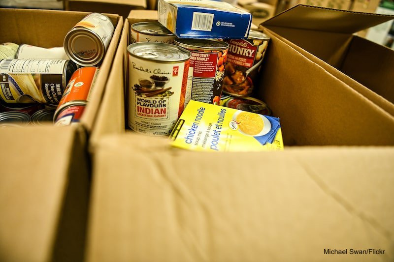 Food Bank Donations