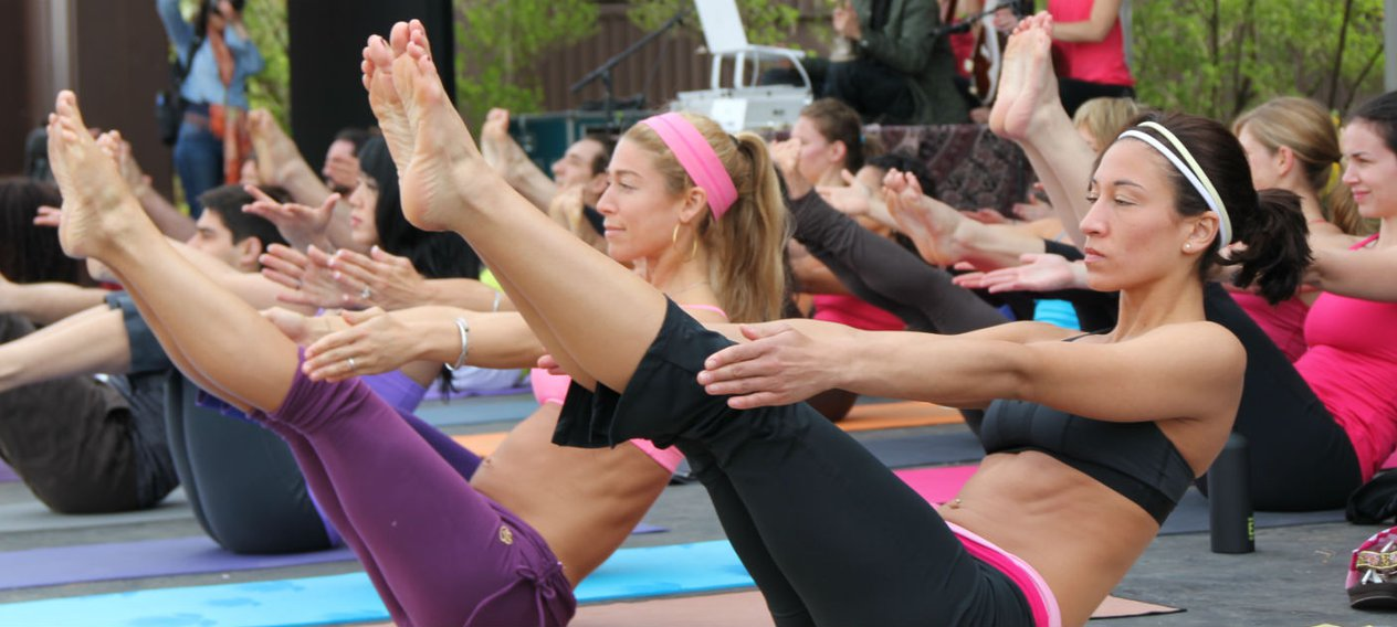 Bad News: Your Yoga Pants Are Killing the Oceans