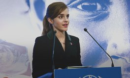 Artikel: What has Emma Watson been up to? Just saving the world