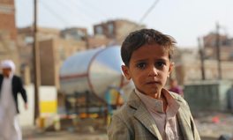 Artikel: 'We Are Losing a Generation': 2 Million Yemeni Children Are Out of School Because of War