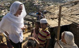Article: Angelina Jolie Says We Have an 'Obligation' to Help Refugees in New Op-Ed