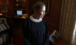 Article: 5 Laws Ruth Bader Ginsburg Championed to Support Gender Equality