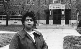 Article: Linda Brown, Who Helped End School Segregation, Dies at 75