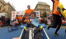 Article: The Story of This Disabled Boy Running a Marathon Will Make You Cry