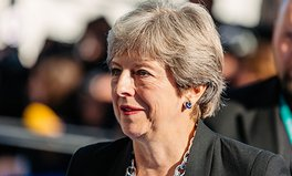 Artikel: Theresa May Just Called Out World Leaders to Do Better on Modern Slavery