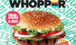 Article: Burger King's New Meatless Whopper Is Good for the Planet