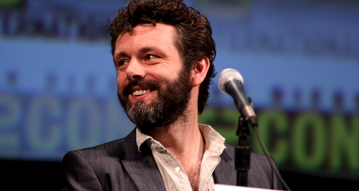Michael Sheen Is Destroying Period Stigma With #Pads4Dads