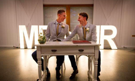 Article: Australian Same-Sex Couples Celebrate the Right to Marry in Midnight Wedding Ceremonies