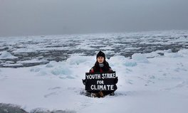 Article: This British Teenager Staged the 'Most Northerly Climate Strike Ever' in the Arctic Circle