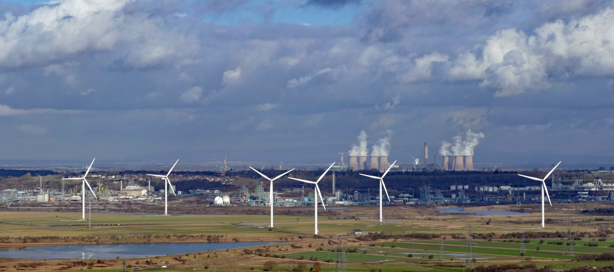 Wind and Coal Power UK CO2 Carbon Dioxide Coal Emissions 1890 Record Carbon Brief Department of Business, Energy and Industrial Strategy Wind Climate Change Act Paris Agreement Britain Renewable Energy James Hitchings-Hales