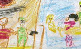 Article: These Drawings by Syrian Children Will Break Your Heart