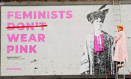 Artículo: Feminist Murals Are Popping Up All Over London and They're Amazing