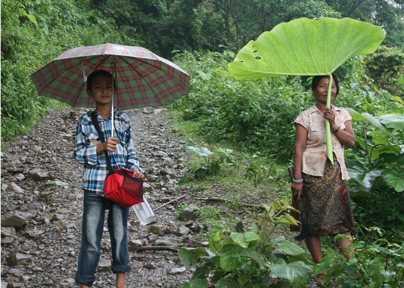 Vertikale Uni Nepal (2)