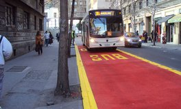 Article: Urban transport reform: the Santiago experience