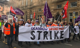 Artículo: Glasgow Women Win £500M Payout After 12-Year Battle for Equal Pay