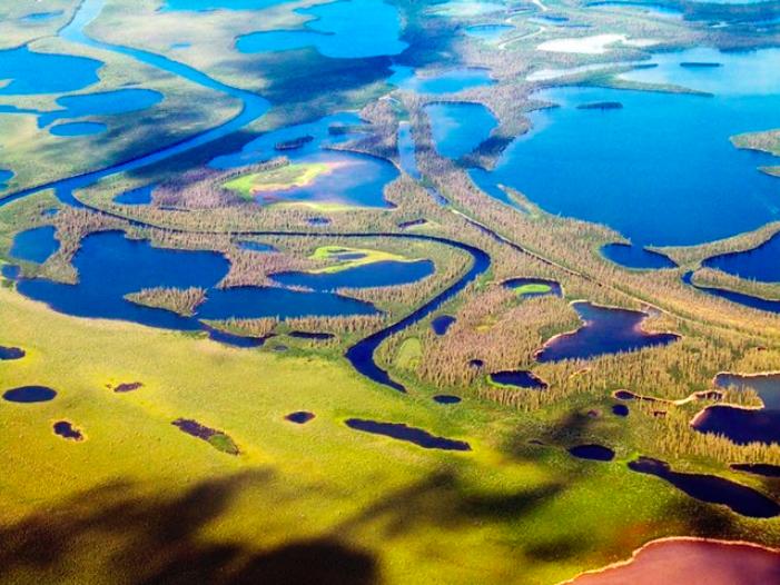 Canada northern territories