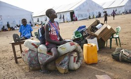 Article: Uganda 'Desperately' Needs Humanitarian Aid as South Sudan Refugees Flood In, UN Says