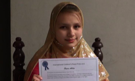 Article: This 14-Year-Old Pakistani Girl Was Nominated for an International Peace Prize